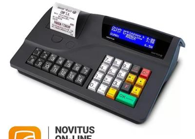 Kasa fiskalna NOVITUS SENTO E