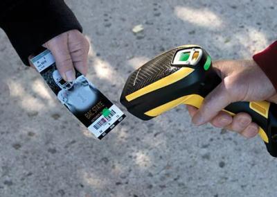 Skaner ręczny Datalogic PowerScan PBT9500